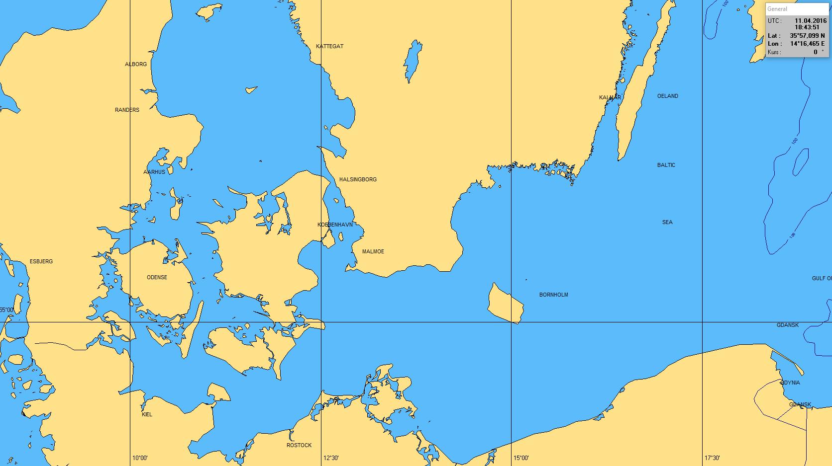 Südliche Ostsee